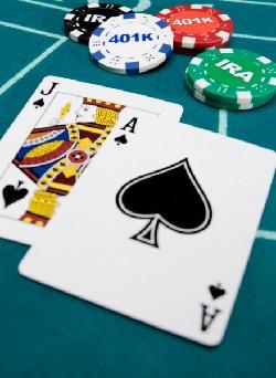 Blackjack: the world's first casino sport?