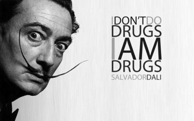 salvidor-dali-i-dont-do-drugs-i-am-drugs